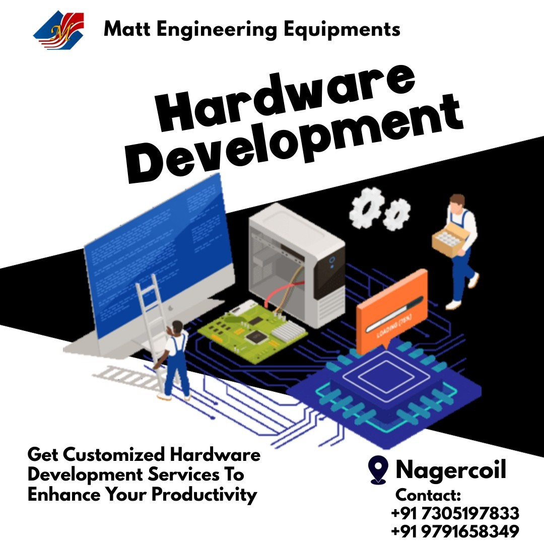 Hardware Development in Nagercoil