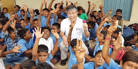 Mitsubishi Electric India Facilitates Clean Drinking Water for 4 schools in Karnataka