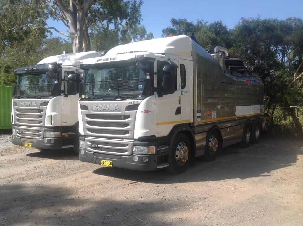 Aussie Hydrovac Services