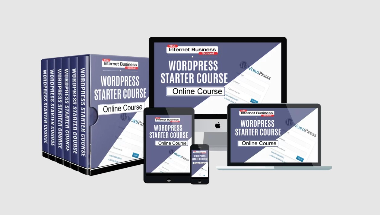 WordPress Starter Course