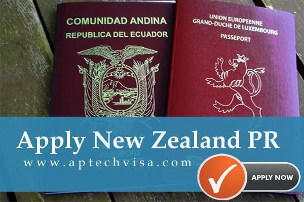 New Zealand PR