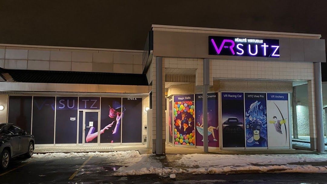 North America's First Virtual Reality Arcade- vrsutz.com