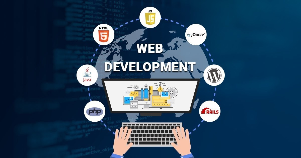 Web design and development customized for your Industry