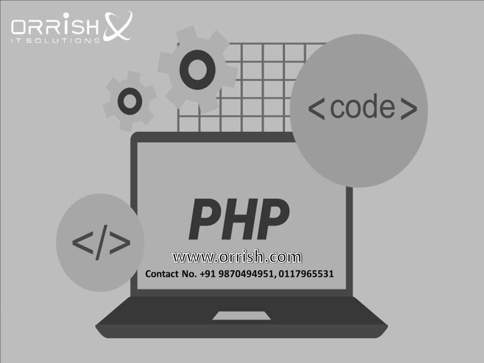 The Best PHP Development Services in India-Orrish IT Solutions