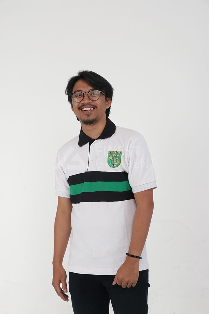 Konveksi Polo Shirt Custom di Surabaya
