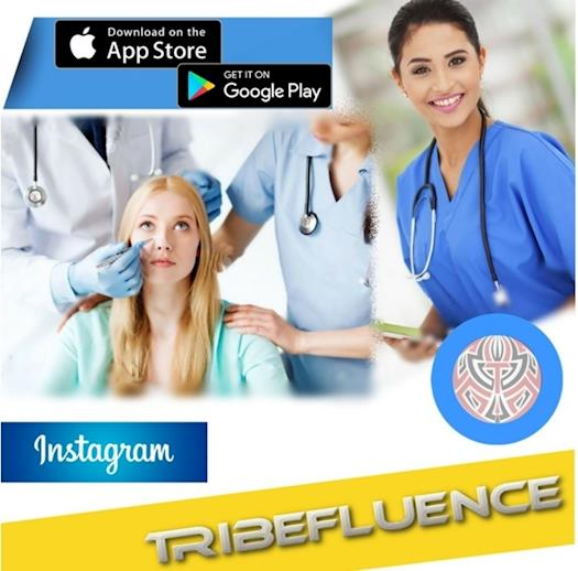 Dr. & Plastic surgeons use our influencer's