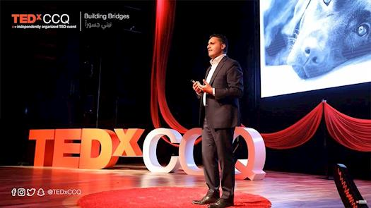 Rohit Bassi Speaking in TEDx