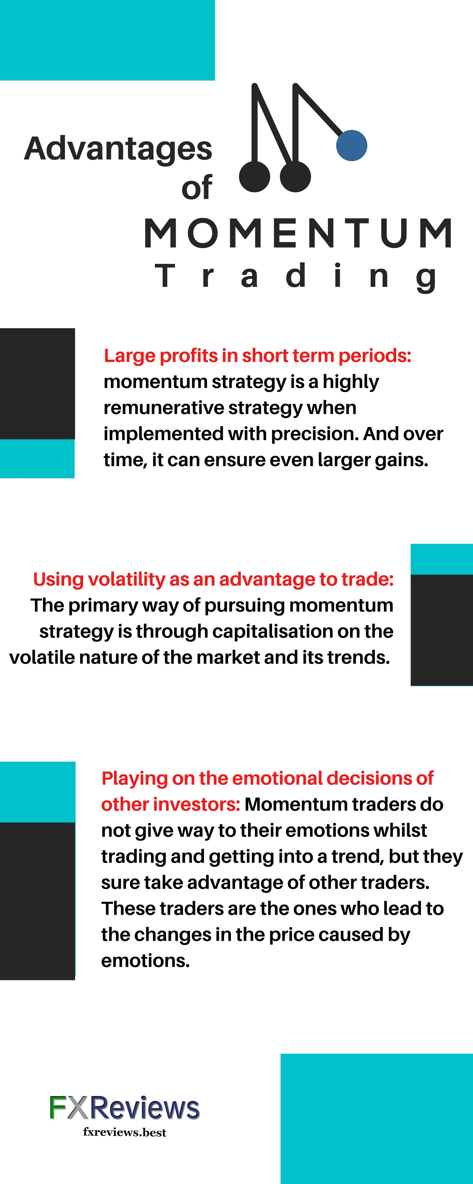 advantages of momentum trading