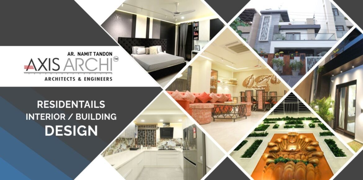 Residential Interior and Building Design