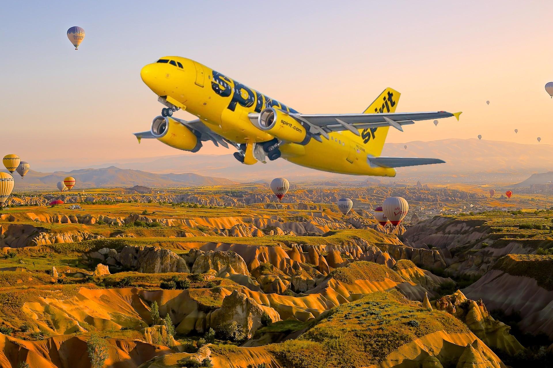 Spirit Airlines Flight Booking