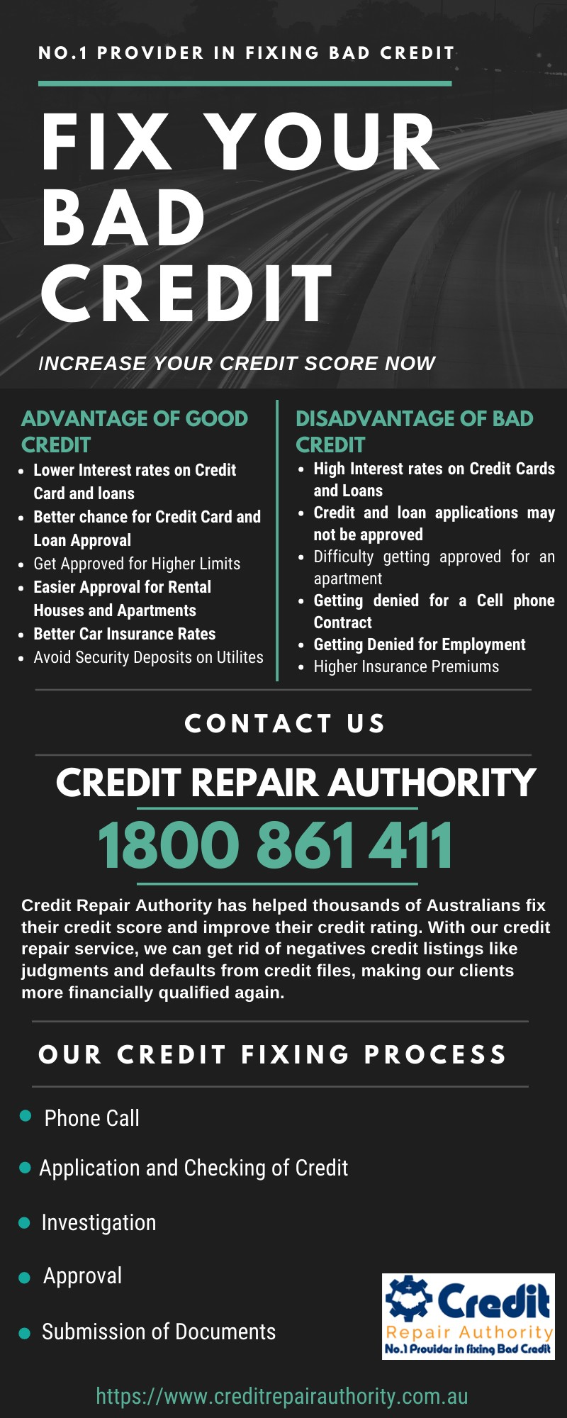 Fix Your BAD Credit