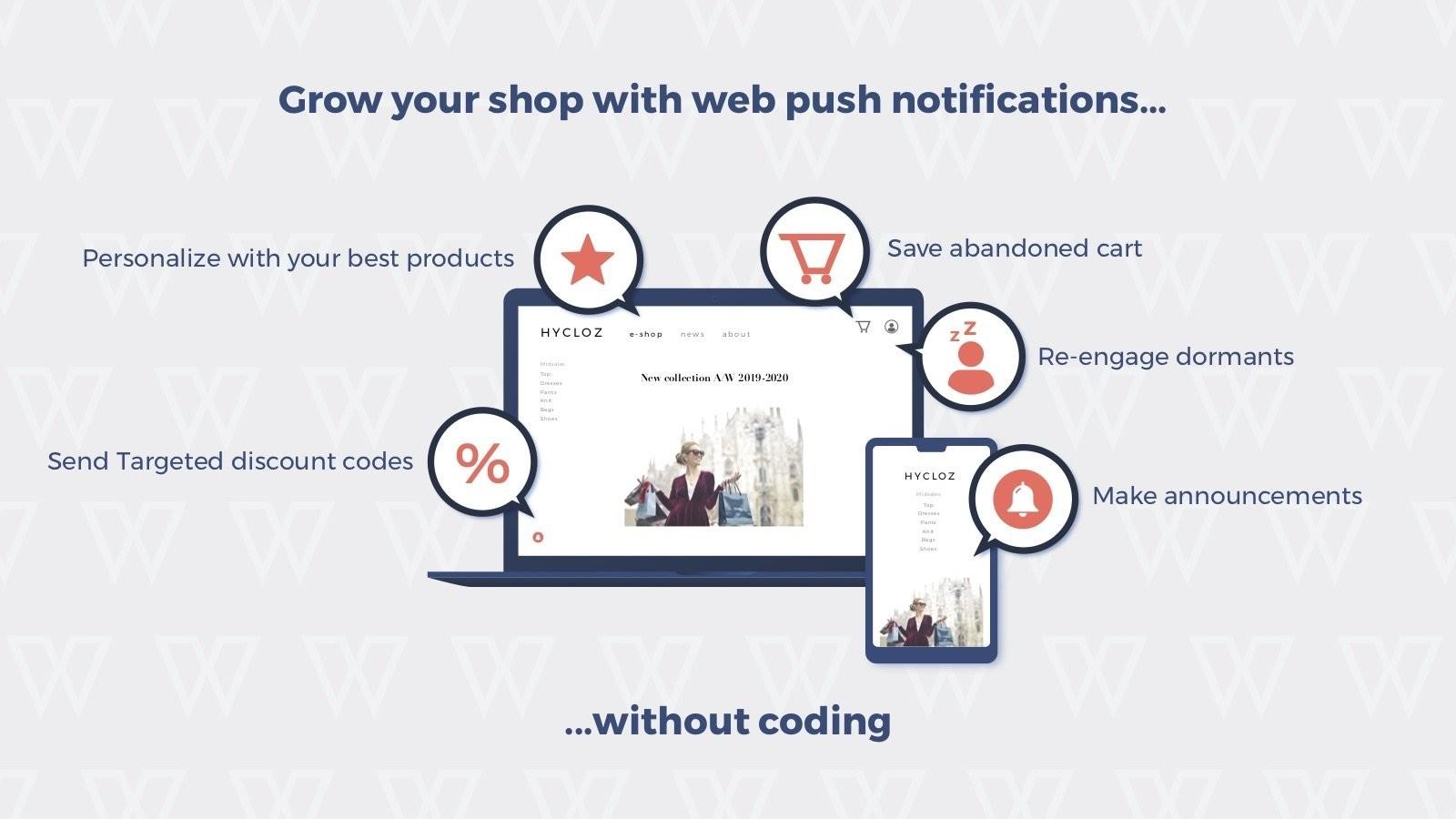 Best Push Notification Plugin For Small Business Growth | WonderPush