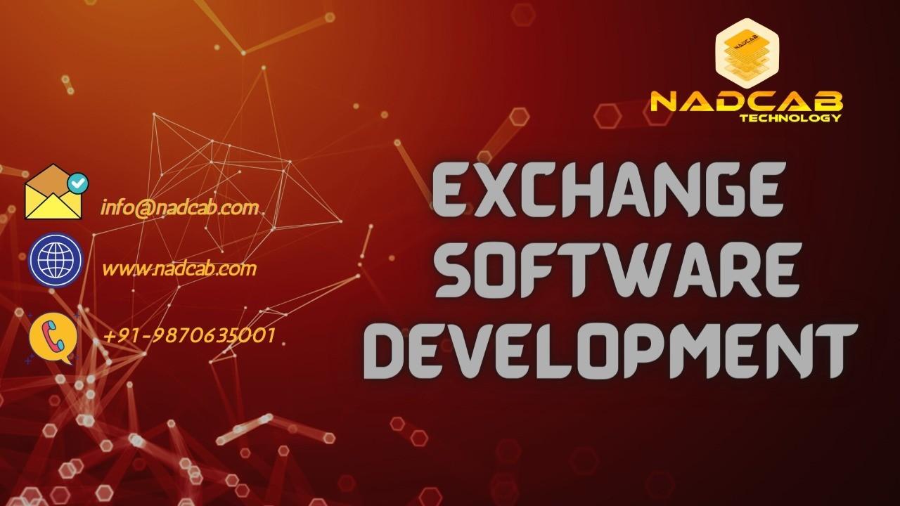 Blockchain Exchange Software Development