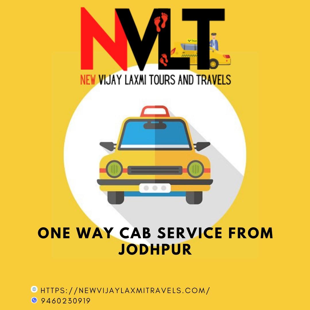 One Way Cab Service From Jodhpur | New Vijay Laxmi Travels