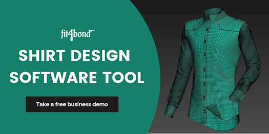 Shirt design software tool | Fit4bond