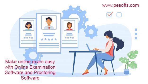 online examination & Proctoring software