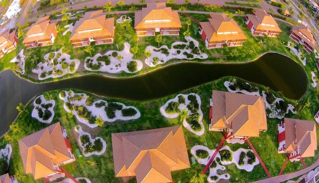 Casas em Praia do Forte Drone