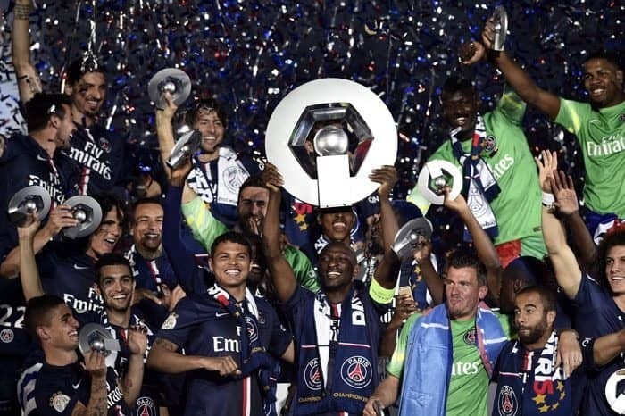 Top 10 most popular players of Paris Saint – Germain