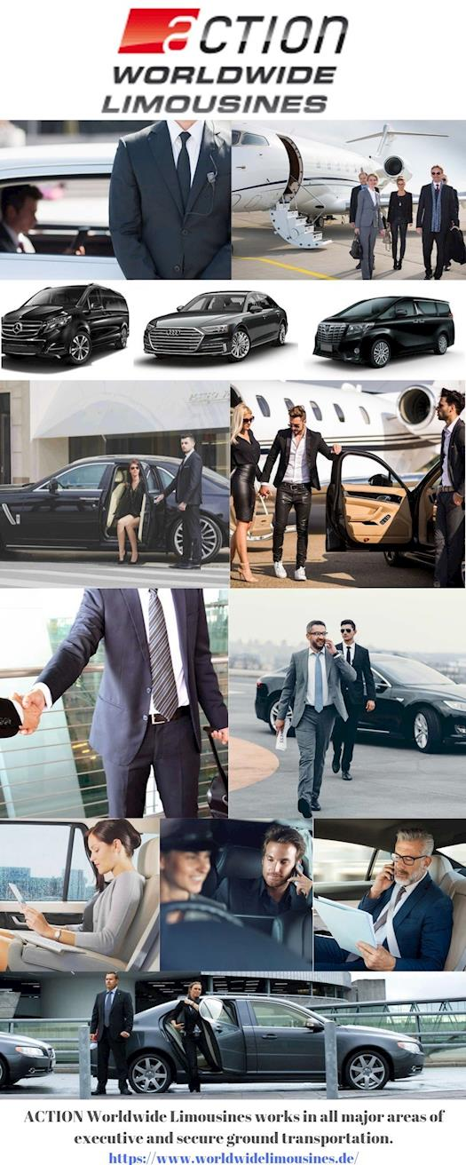 ACTION Worldwide Limousines and Chauffeur Services Hamburg