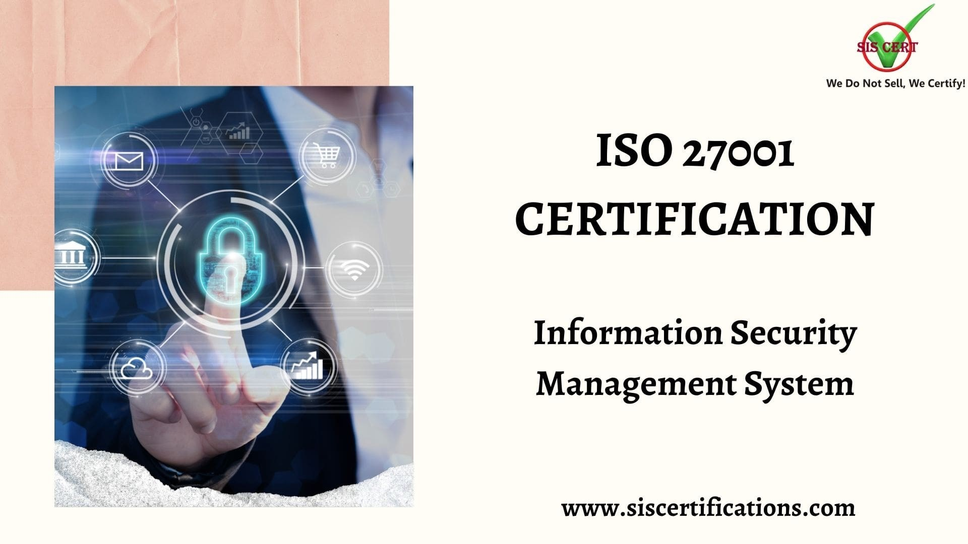 Get ISO 27001 Certification for your Organization