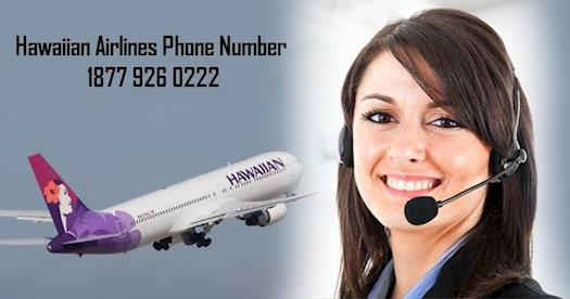 Hawaiian Airlines Phone Number is a Customer Care Helpline