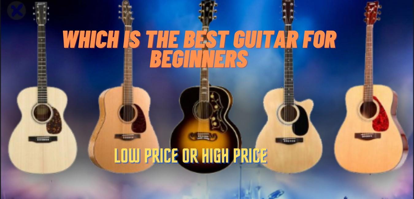 Best Guitar For beginner
