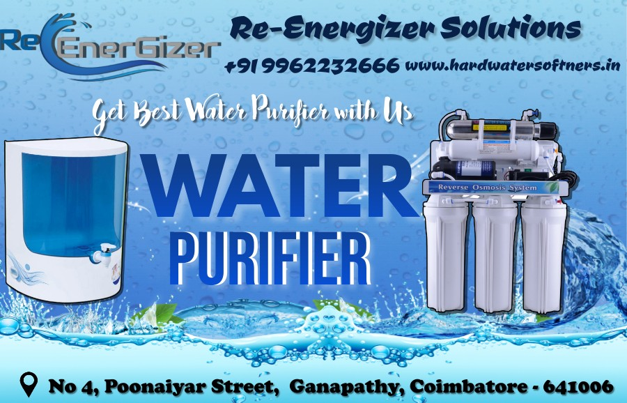 Water Purifier Dealers in Coimbatore