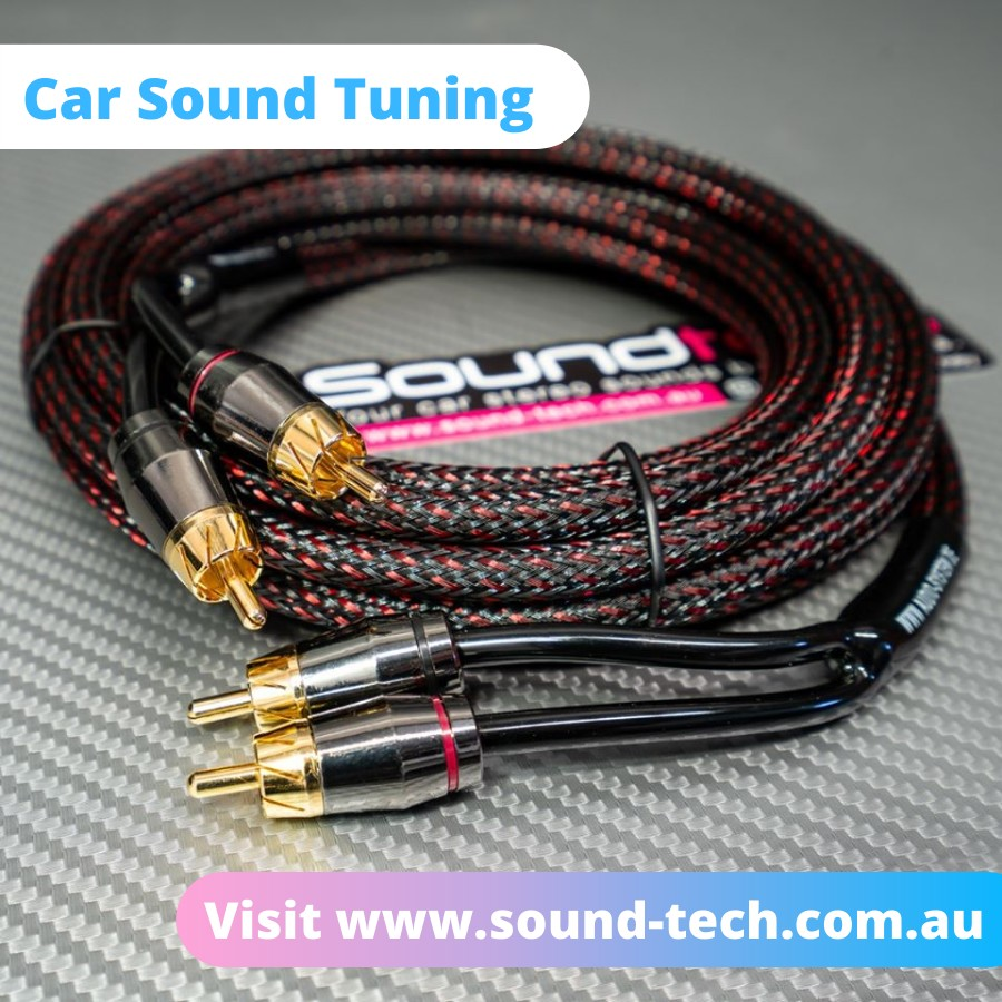 Car Sound Tuning - Soundtech