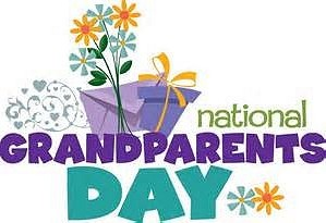 Today is National Grandparents Day!