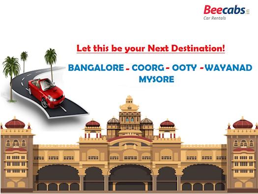 Bangalore - coorg - ooty - Wayanad - Mysore