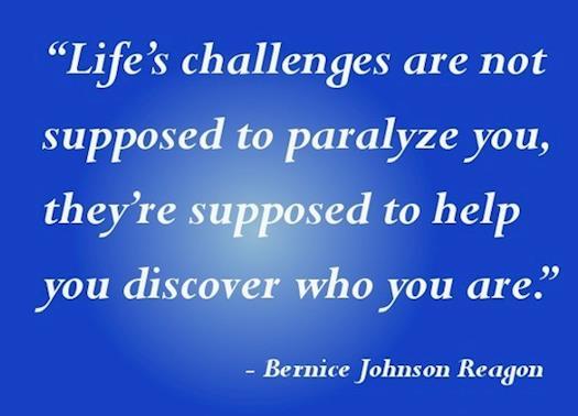 Life's Challenges!