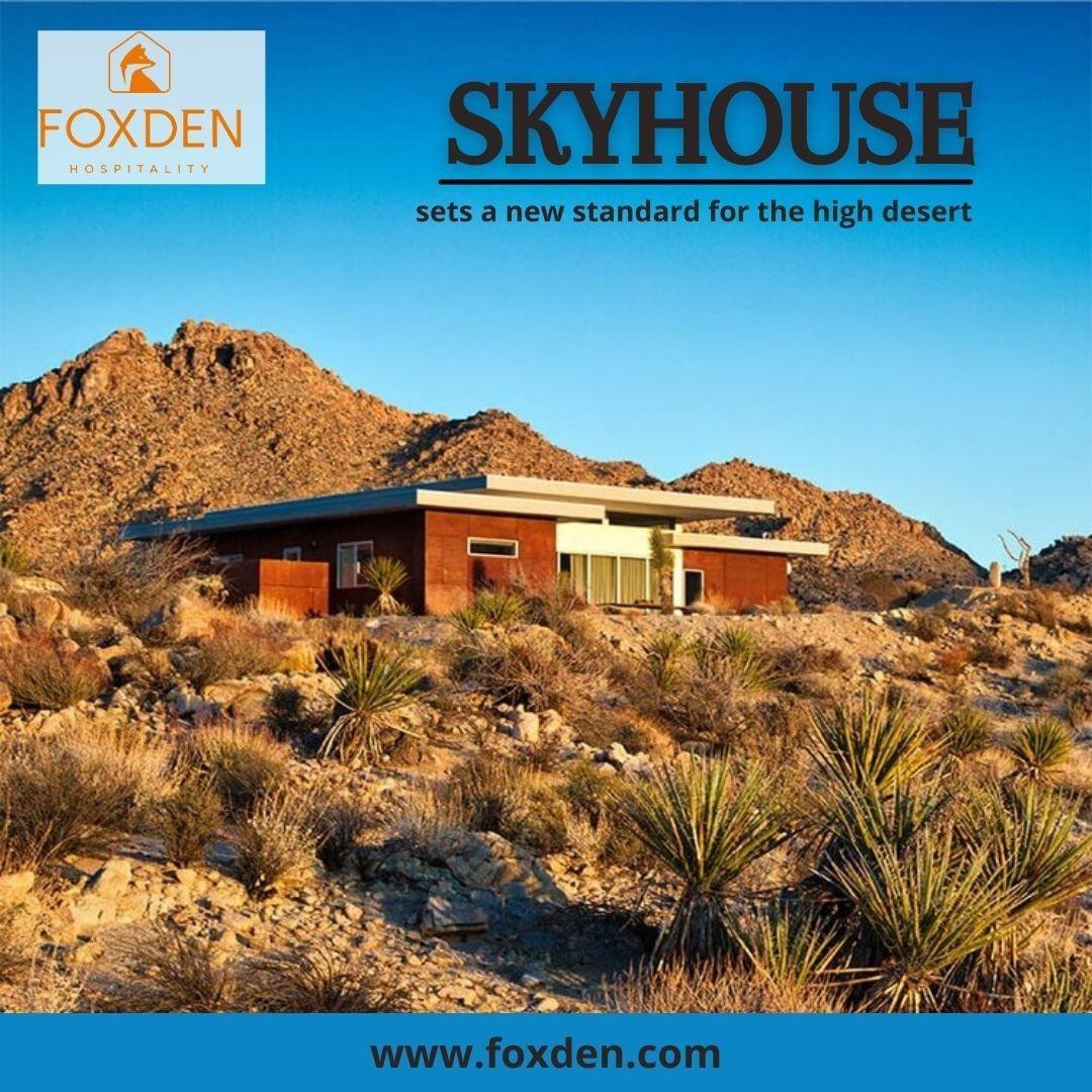 SkyHouse is the New Standard Of Luxury in the California Desert