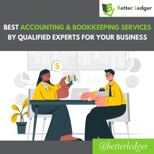 Outsourced Bookkeeping Services in USA - Better Ledger
