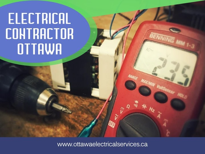 Electrical Contractor Ottawa