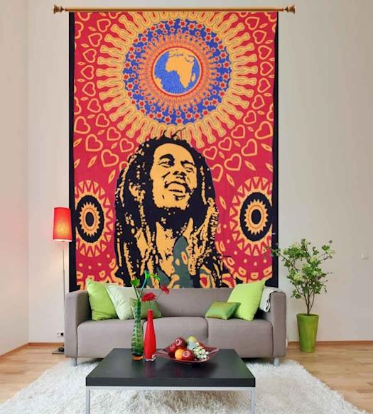 Hippie Wall Tapestry
