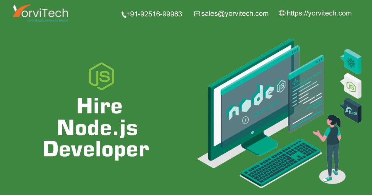 Hire Dedicated Node JS Developers for Best Web Development Services