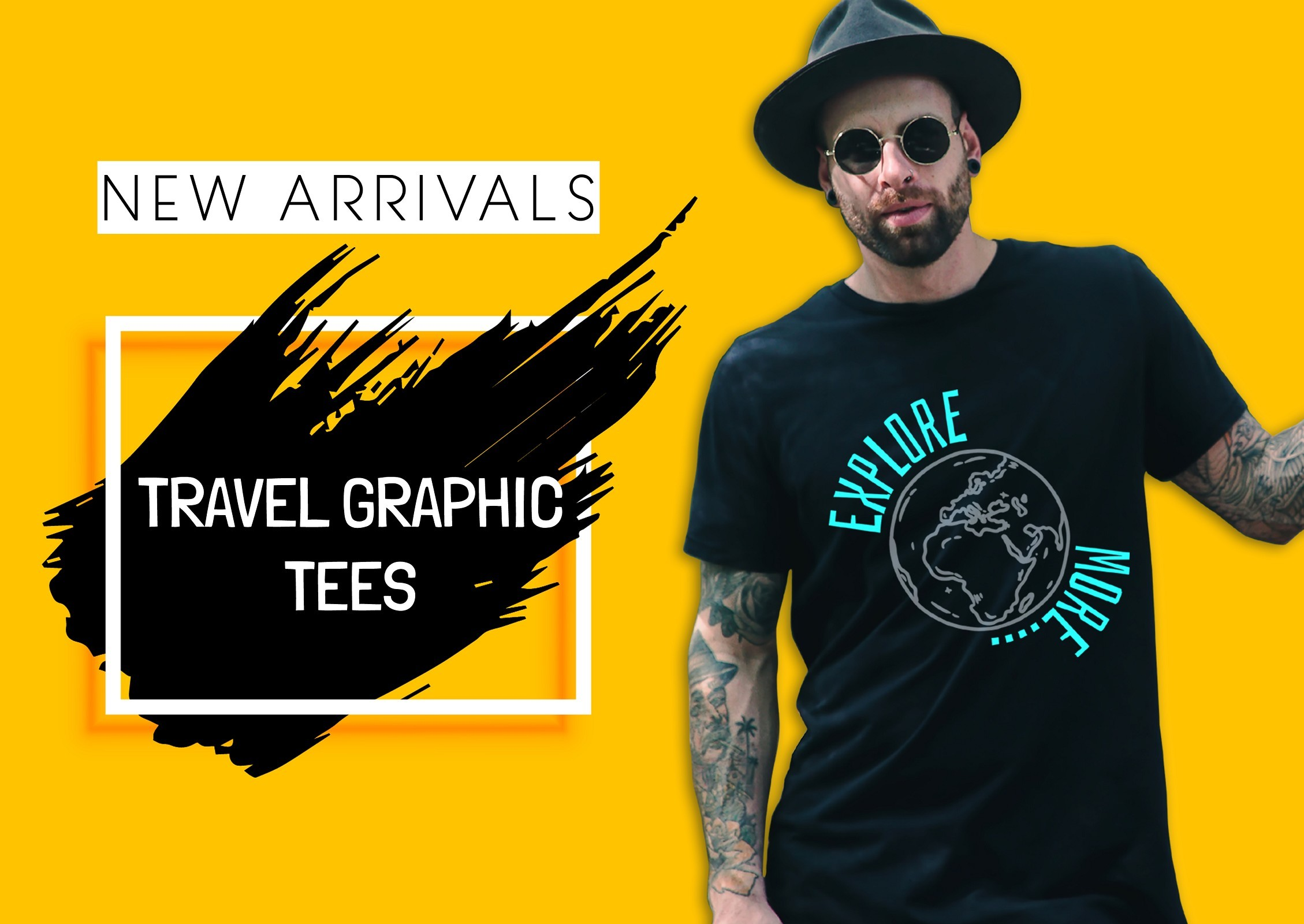 Buy Travel T shirts online