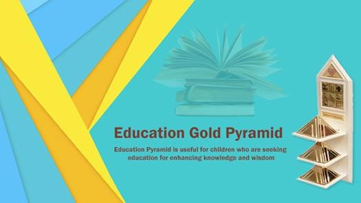 Advantages of Education Pyramid- Improve Learning Efficiency