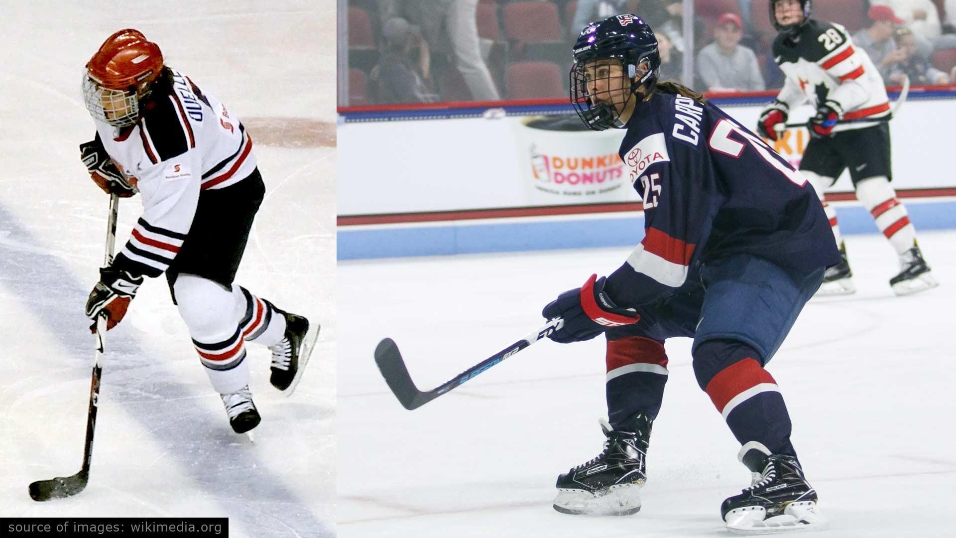 Tallest Female Ice Hockey Players