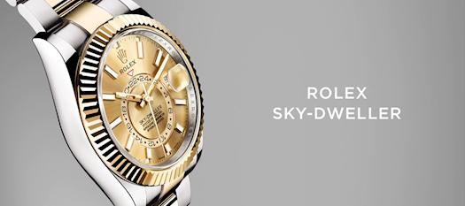 Rolex Sky Dweller