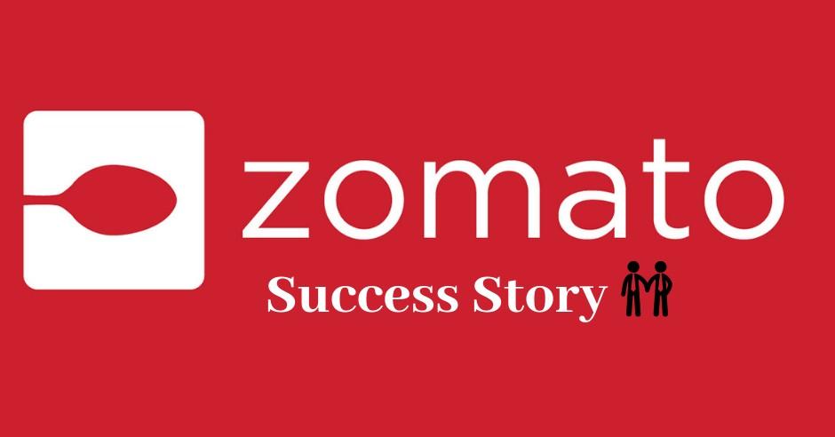 The Success Story Of Zomato - Zomato Success Story