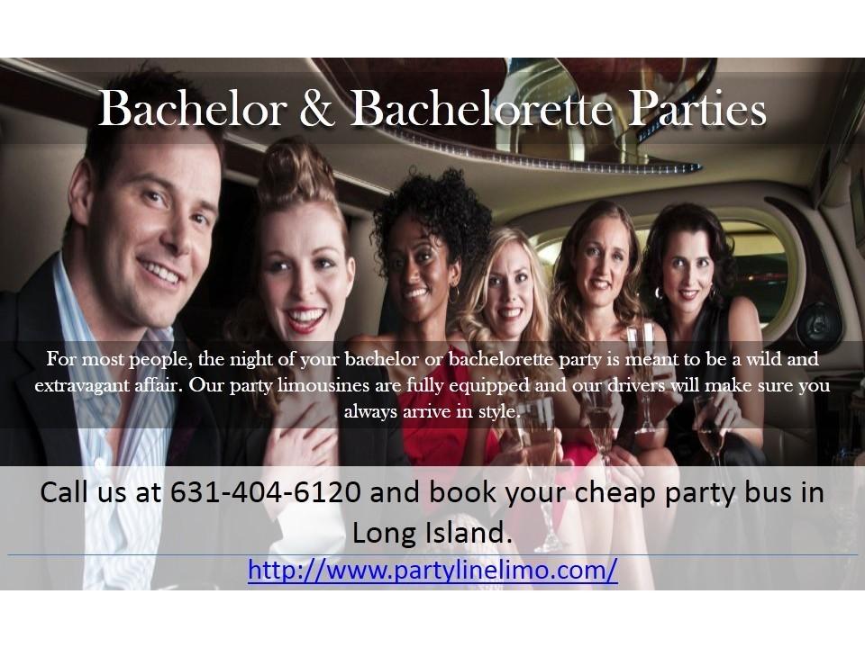 Bachelor & Bachelorette Parties