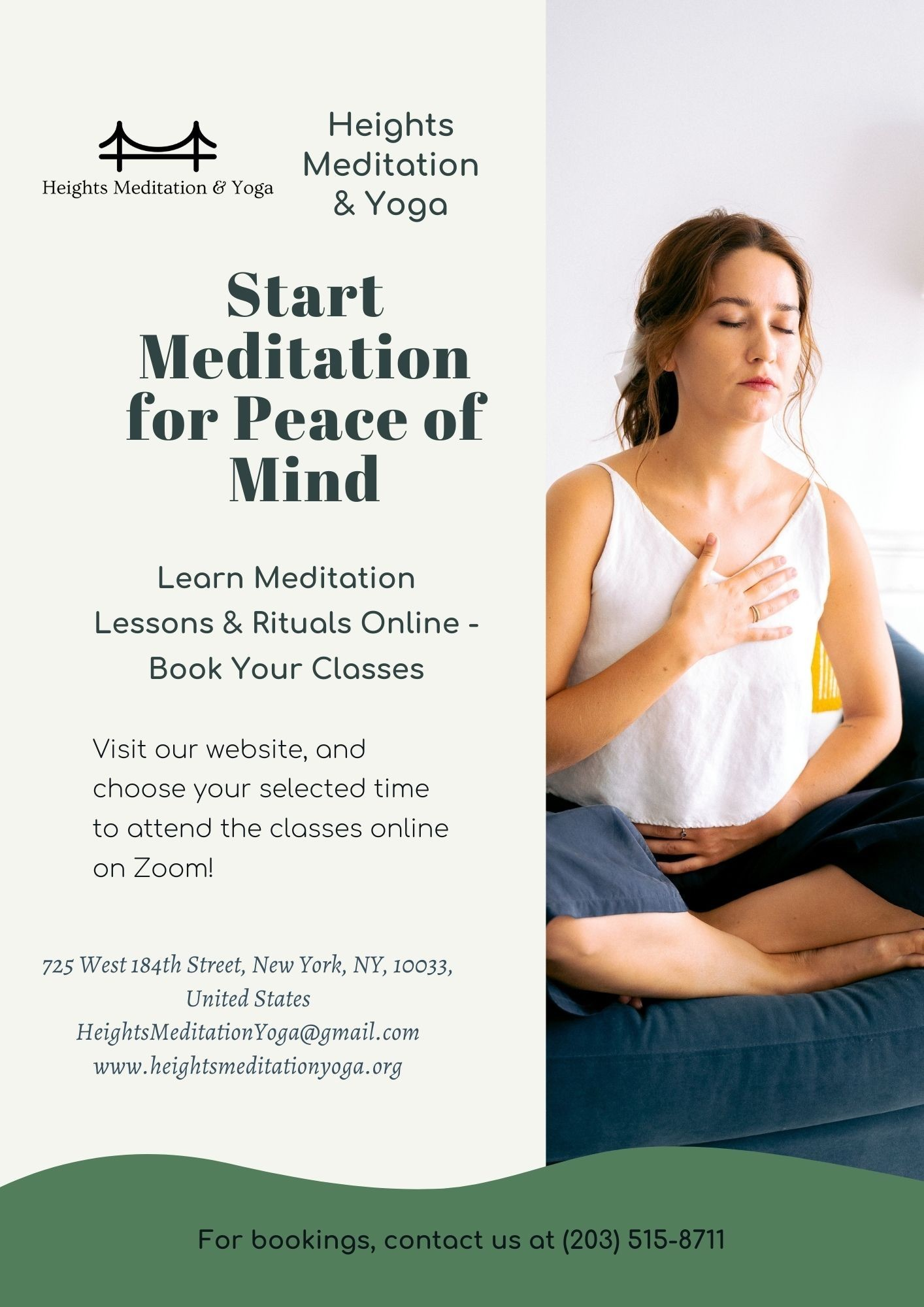 Benefits of Meditation for Peace of Mind You Should Know