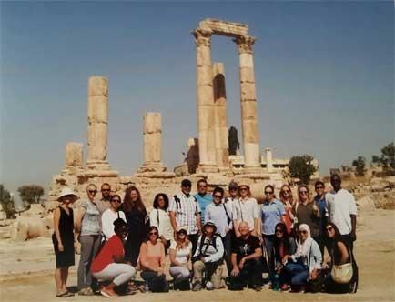 place to learn arabic in Jordan