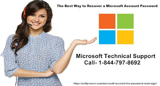 The Best Way to Recover a Microsoft Account Password