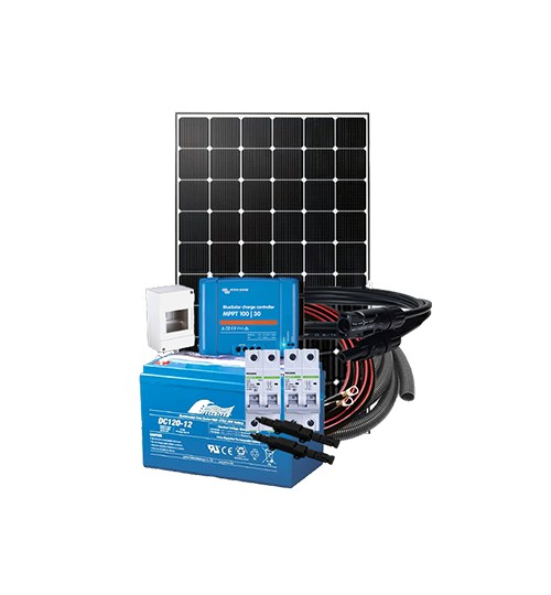 Off-Grid Solar Kits and Packages