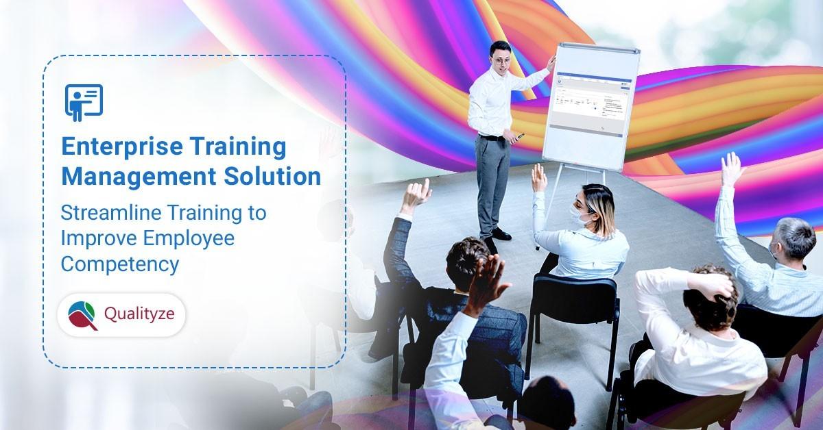 employee training management system