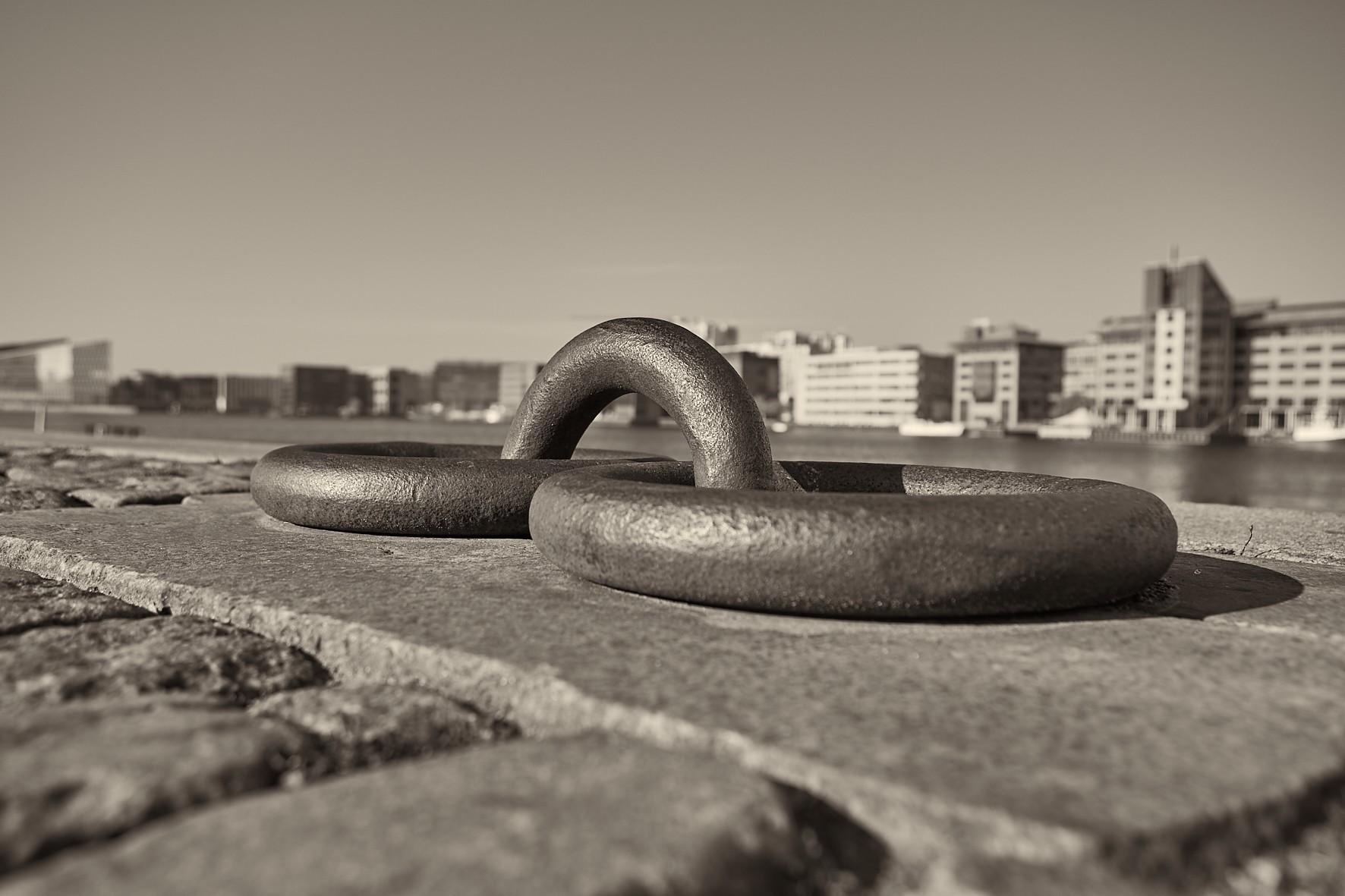 Copenhgen harbour