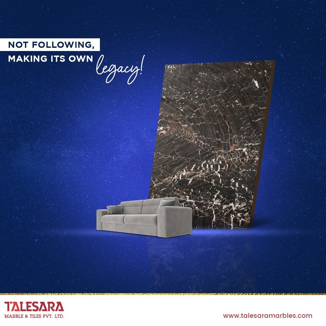 Turn your Kitchen to a marvelous space with Talesara Marble