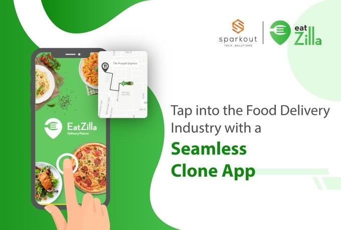 Blockchain Food Delivery App